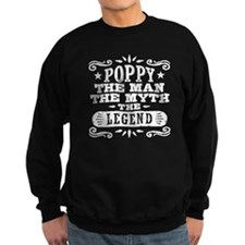 Funny Poppy Sweatshirt