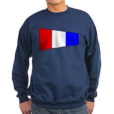 Pennant Flag Number 3 Sweatshirt
