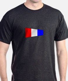 Pennant Flag Number 3 T-Shirt