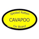 Cavapoo Stickers