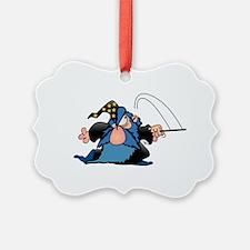 Cartton Wizard Ornament