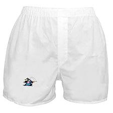 Cartton Wizard Boxer Shorts