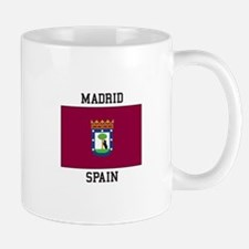 Madrid pain Mugs