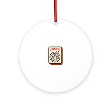 Joker Ornament (Round)