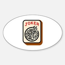 Joker Decal