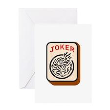 Joker Greeting Cards
