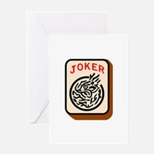 Joker Greeting Cards