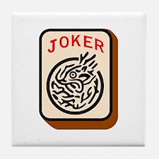 Joker Tile Coaster