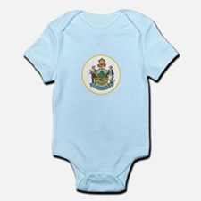 Maine State Seal Body Suit
