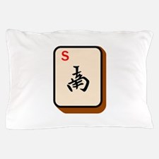 Mahjong South Pillow Case