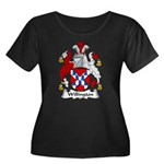 Willington Family Crest Women's Plus Size Scoop N