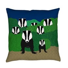 Badger Everyday Pillow