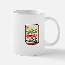Mahjong Tile Mugs