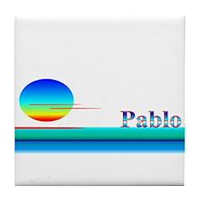Pamela Tile Coaster