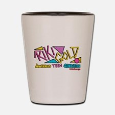 Riki Gold The Goldbergs Shot Glass