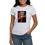 Lady / Pug Women's T-Shirt