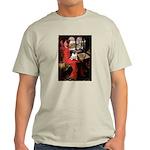 Lady / Pug Light T-Shirt
