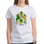 Wilkins Family Crest Women's T-Shirt