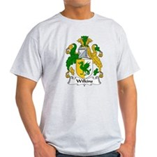 Wilkins Family Crest T-Shirt