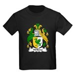 Wilkins Family Crest Kids Dark T-Shirt
