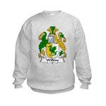 Wilkins Family Crest Kids Sweatshirt