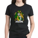 Wilkins Family Crest Women's Dark T-Shirt