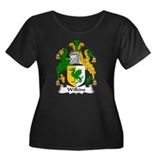 Wilkins Family Crest T