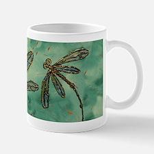Dragonfly Flit Myrtle Mugs