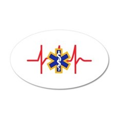 Star Of Life Wall Decal
