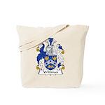 Wildman Family Crest Tote Bag