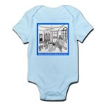 """""""Studs at the Stove"""" Infant Bodysuit"""