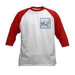 """Studs at the Stove"" Kids Baseball Jersey"
