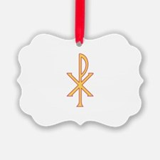 Christ Symbol Ornament
