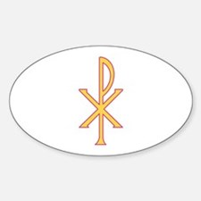 Christ Symbol Decal