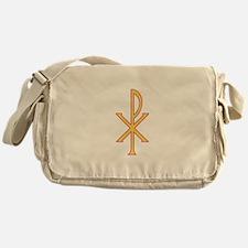 Christ Symbol Messenger Bag