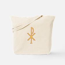 Christ Symbol Tote Bag