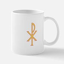 Christ Symbol Mugs