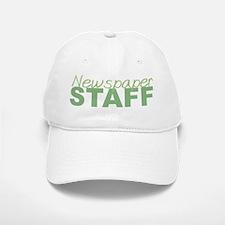 Newspaper Staff Cap