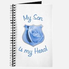 Son Police Hero Journal