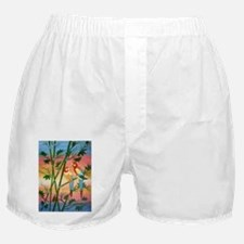 Birds in Paradise Boxer Shorts