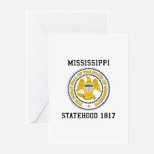 Statehood Greeting Cards