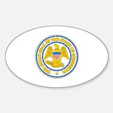 Mississippi State Seal Decal