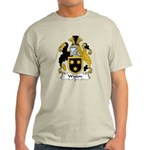 Wigton Family Crest Light T-Shirt