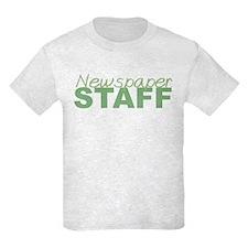 Newspaper Staff T-Shirt
