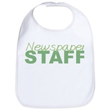 Newspaper Staff Bib