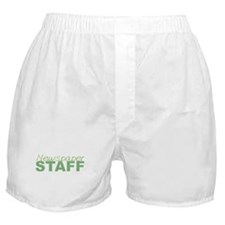 Newspaper Staff Boxer Shorts