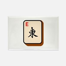 Mahjong East Magnets