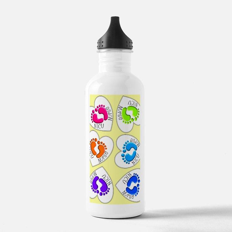 NICU Nurse Water Bottle