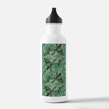 Dragonfly Flit Myrtle  Sports Water Bottle
