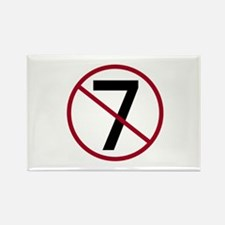 No More Vick Rectangle Magnet (100 pack)